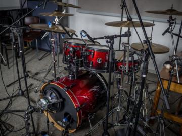 Marco Kampf - Drummer |Percussionist | Teacher